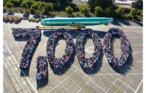 7000followers