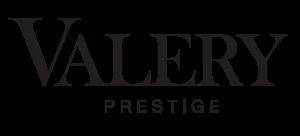VALERY PRESTIGE beachwear logo