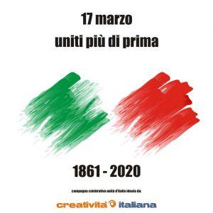 campagna celebrativa di Creatività Italiana